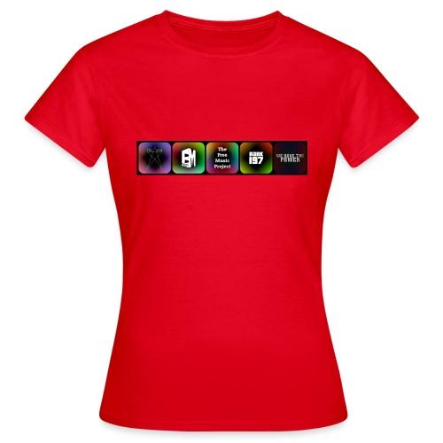 5 Logos - Women's T-Shirt