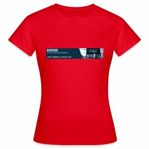 Saint pierre du mont - T-shirt Femme