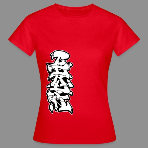 Berlin Hoch - Frauen T-Shirt