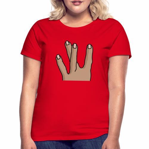 WestSide Fingers © - Women's T-Shirt