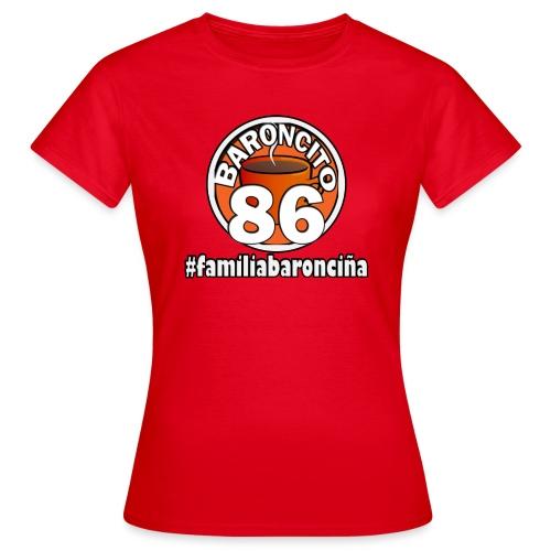 familiabaroncin a - Camiseta mujer