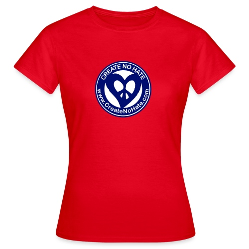 THIS IS THE BLUE CNH LOGO - Women's T-Shirt