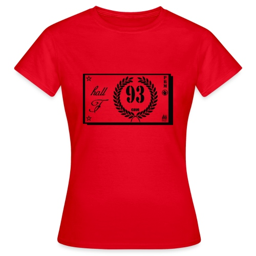 prm hall f - T-shirt Femme