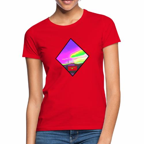 NeonfarbenNuceSKY ValCO - Frauen T-Shirt