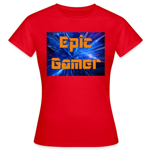 Epic merch! - Women's T-Shirt
