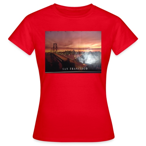 Geillllllloooooo - Frauen T-Shirt