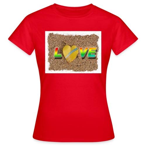 love,madinina - T-shirt Femme