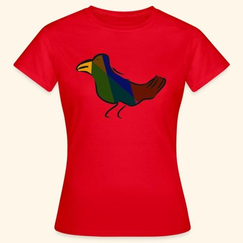 El birdo - Vrouwen T-shirt