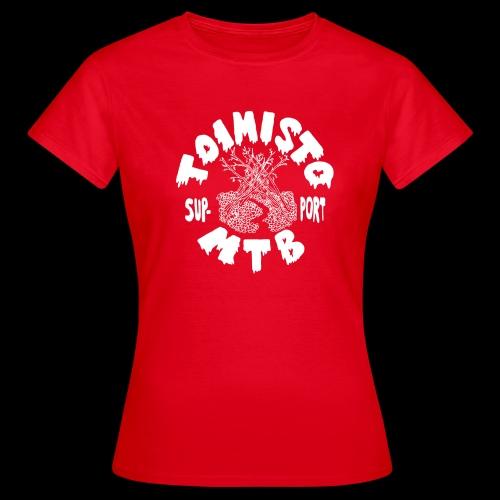 valkone toimisto2support - Naisten t-paita