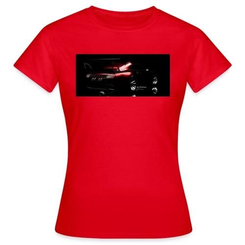 KMI inferno back - Women's T-Shirt