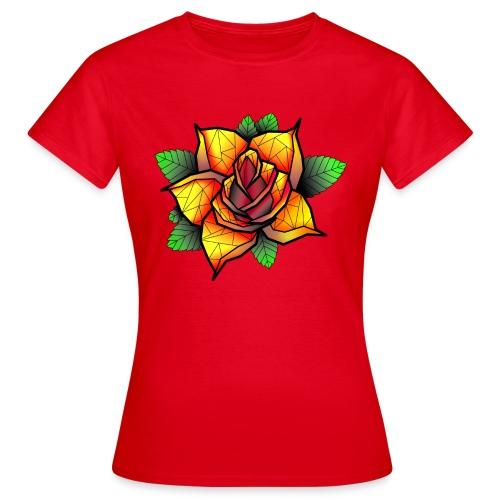 rose - T-shirt Femme