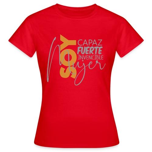 mujer - Camiseta mujer