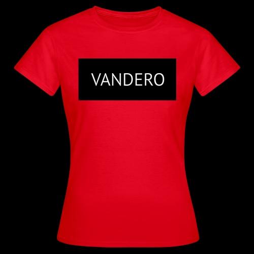 Line black vandero - Women's T-Shirt