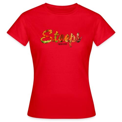Steeps Logo - InkDrop - T-shirt dam