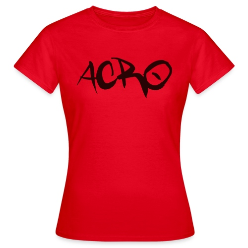 ACRO - T-shirt Femme