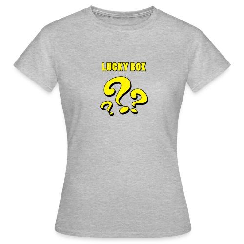 Lucky Box - T-shirt dam