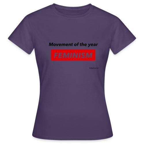 Feminism - Women's T-Shirt