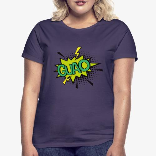 Serie de dibujos animados de los 80s - Camiseta mujer