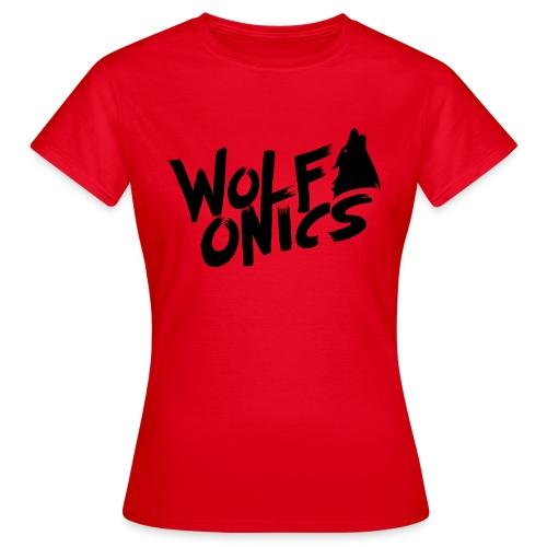 Wolfonics - Frauen T-Shirt