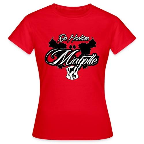 RA HACHIRI - T-shirt Femme