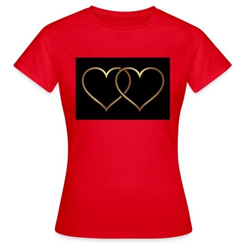 Heart - Frauen T-Shirt