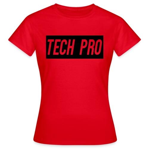 Tech Pro Official Logo - Women's T-Shirt