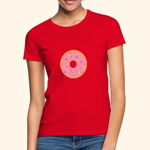 Donut-Shirt - Frauen T-Shirt