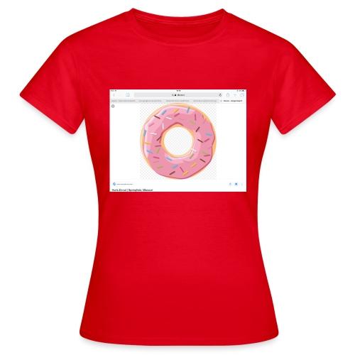 Dounut - Women's T-Shirt