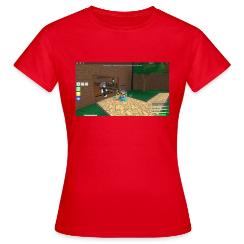 Roblox freecomkean Bruger epic minigames LIMITED - Dame-T-shirt