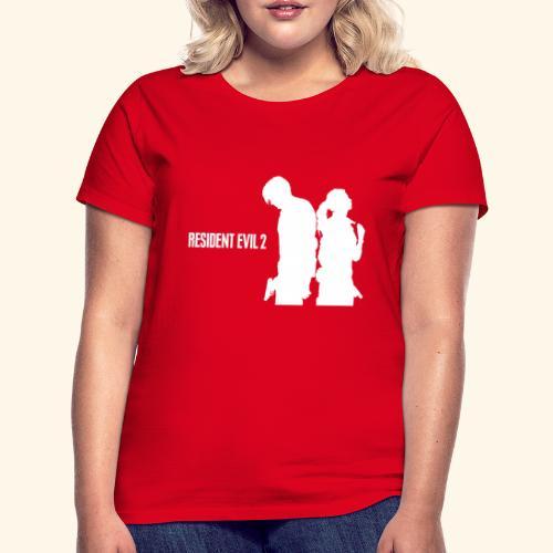 RE2 Leon Claire Logo Design - Women's T-Shirt