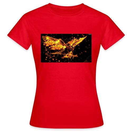 Ognisty Orzeł - Koszulka damska
