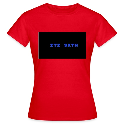 Itz Sxth Navy Clothing - Women's T-Shirt