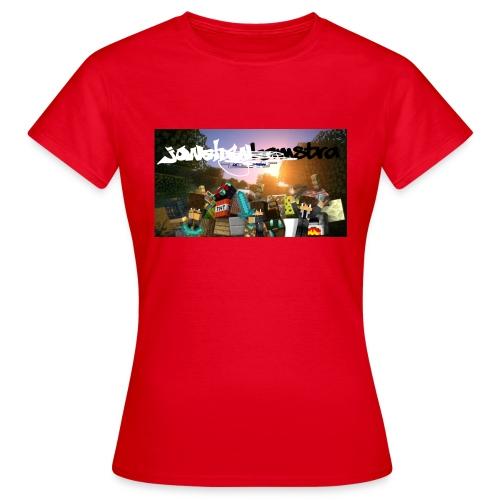 6057231244D88B5F5DED63C6F58FB0122038CBC7A63A50B55 - Women's T-Shirt