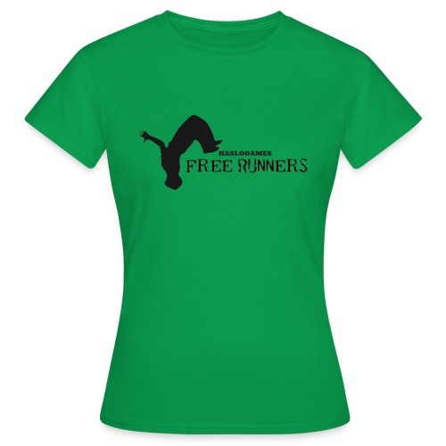 FREERUN - Vrouwen T-shirt