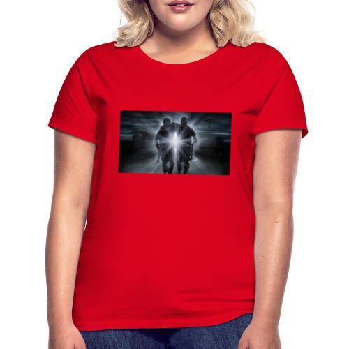 free fire battlegrounds 3 - Camiseta mujer