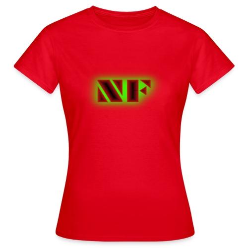 My Logo - T-skjorte for kvinner