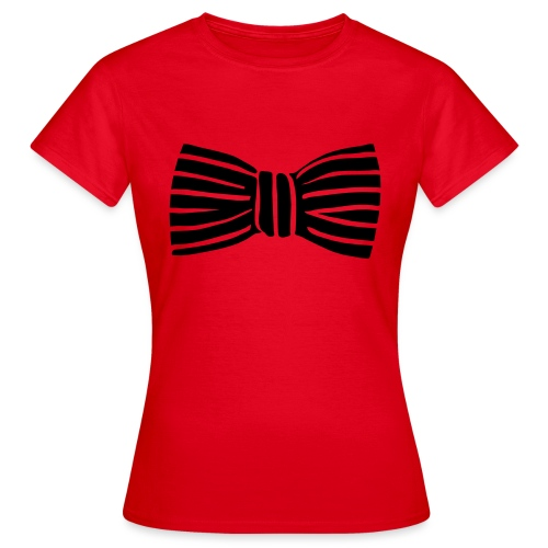bow_tie - Women's T-Shirt