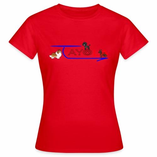 Tayola gris - T-shirt Femme