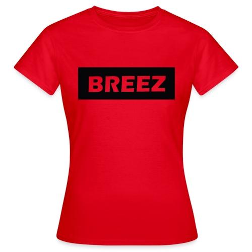 Breez Identity II - Dame-T-shirt