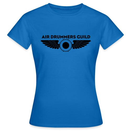 ADG Drum'n'Wings Emblem - Women's T-Shirt