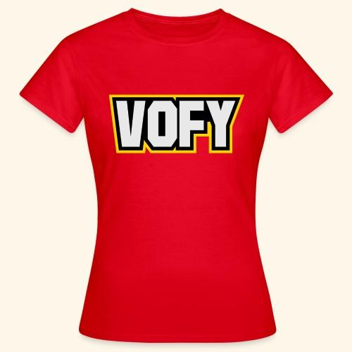 vofy - Frauen T-Shirt
