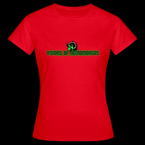 Necromongo Logo ONE - Frauen T-Shirt