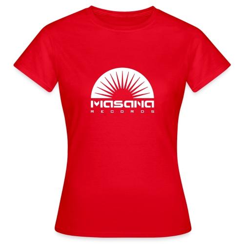 Masana Records - Dame-T-shirt