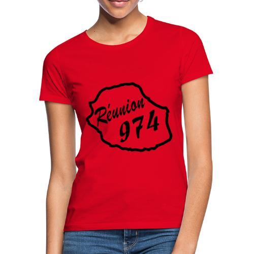 Réunion - T-shirt Femme