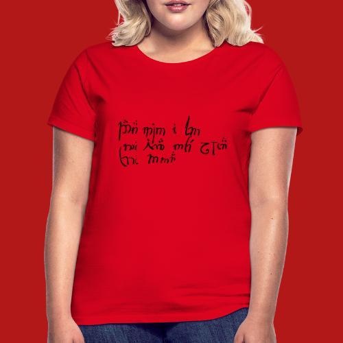 figure 2 - T-shirt Femme