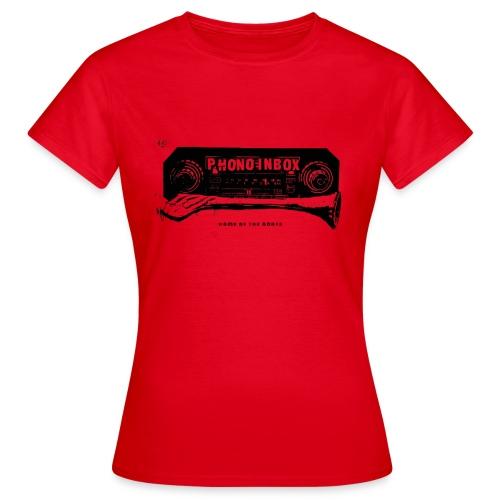 Phono Inbox - T-shirt dam