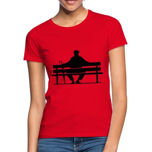 Benchwarmers bench - T-shirt dam