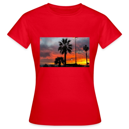 Palma - Maglietta da donna