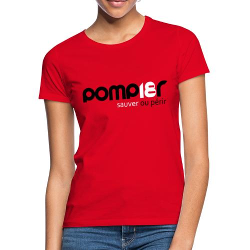 pomp18r 0b - T-shirt Femme