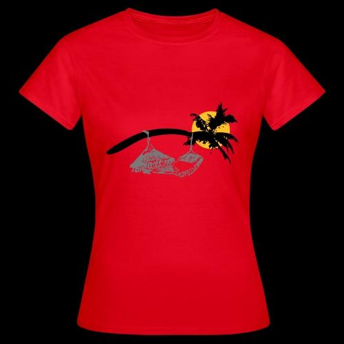 Entspannung bei Nacht - Frauen T-Shirt